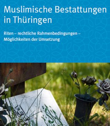 Titelbild Muslimische Bestattungen