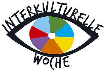 """IKW Logo """"Interkulturelle Woche"""""""
