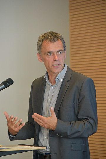 Prof. Dr. Frank Kalter