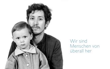 Profilbild Jean-Baptiste Le und Sohn mit Link zum Bildband HEIMAT