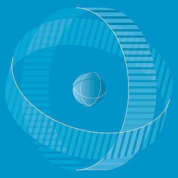 Logo Integrationspreis Thüringen_Kreise Globus