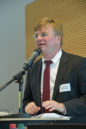 Dr. Michael Maier-Borst