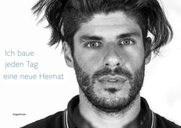 Profilbild Joaquin Nanez mit Link zum Bildband HEIMAT