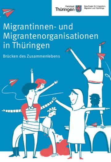 Titelbild Migrantenorganisationen in Thüringen
