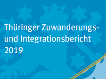 Titelbild Zuwanderungs- und Integrationsbericht 2019