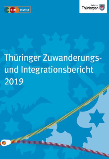 Bildausschnitt Thüringer Zuwanderungs- und Integrationsbericht 2019