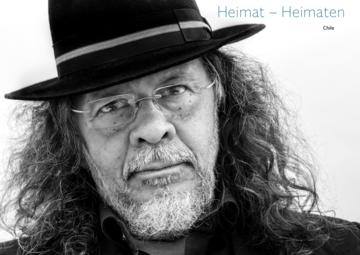 Profilbild Prof. Dr. Max Welch Guerra mit Link zum Bildband HEIMAT